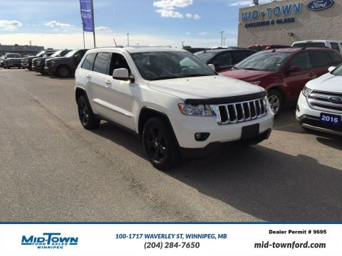 Used 2012 Jeep Grand Cherokee 4X4 LAREDO Four Wheel Drive 4 Door Sport Utility