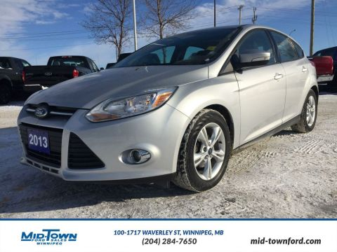 Pre-Owned 2013 Ford Focus SE Front Wheel Drive 4 Door Car