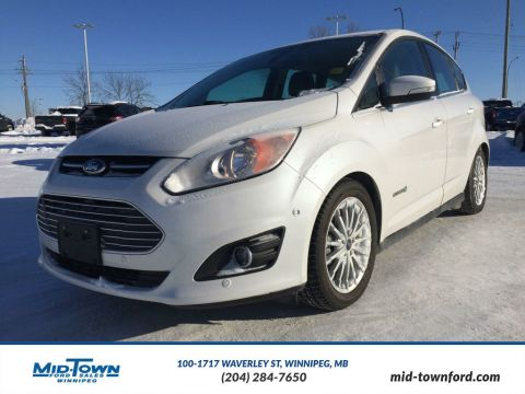 Pre-Owned 2014 Ford C-Max Hybrid SEL Front Wheel Drive 4 Door Car
