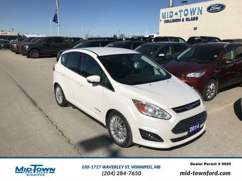 Used 2014 Ford C-Max Hybrid SEL Front Wheel Drive 4 Door Car