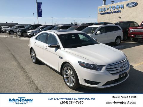 Used 2016 Ford Taurus 4dr Sdn Limited AWD All Wheel Drive 4 Door Car