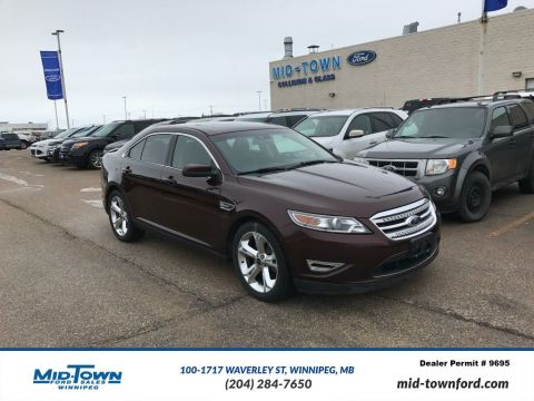 Used 2010 Ford Taurus 4dr Sdn SHO AWD All Wheel Drive 4 Door Car