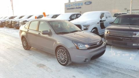 Used 2010 Ford Focus 4dr Sdn SES Front Wheel Drive 4 Door Car