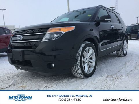 Pre-Owned 2014 Ford Explorer Limited Four Wheel Drive 4 Door Sport Utility