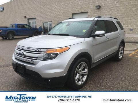 Pre-Owned 2015 Ford Explorer 4WD 4dr Limited Four Wheel Drive 4 Door Sport Utility