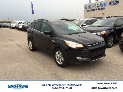 Used 2014 Ford Escape FWD 4dr SE Front Wheel Drive 4 Door Sport Utility