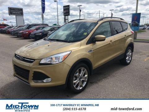 Pre-Owned 2015 Ford Escape 4WD 4dr SE Four Wheel Drive 4 Door Sport Utility