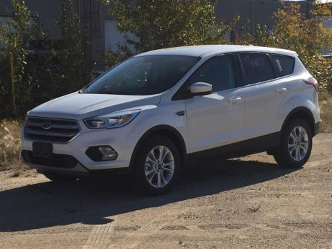 New 2017 Ford Escape SE Four Wheel Drive 4 Door Sport Utility