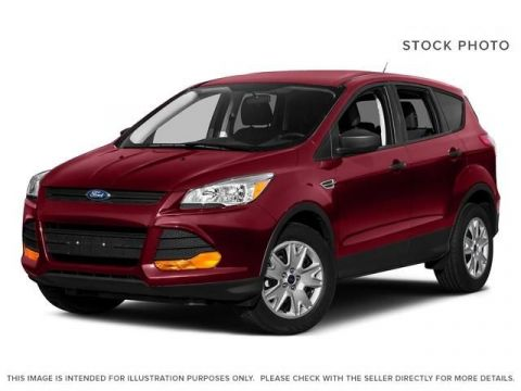 Used 2016 Ford Escape 4WD 4dr SE Four Wheel Drive 4 Door Sport Utility