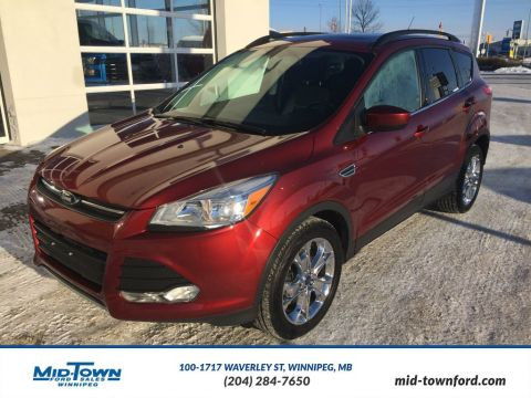 Used 2014 Ford Escape SE Four Wheel Drive 4 Door Sport Utility
