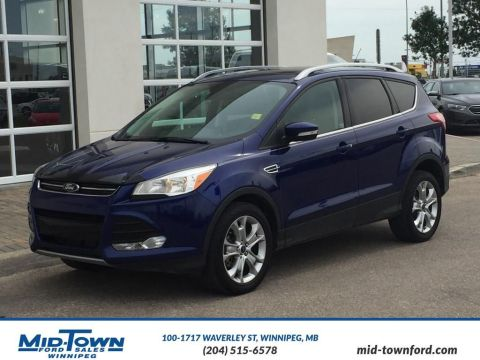 Pre-Owned 2014 Ford Escape Titanium Four Wheel Drive 4 Door Sport Utility