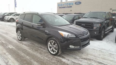 Used 2015 Ford Escape 4WD 4dr Titanium Four Wheel Drive 4 Door Sport Utility