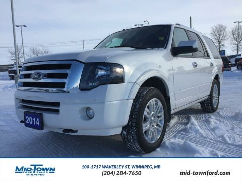 Pre-Owned 2014 Ford Expedition Limited Four Wheel Drive 4 Door Sport Utility