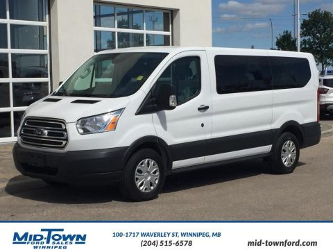 Pre-Owned 2015 Ford Transit Wagon XL Front Wheel Drive Full-Size Passenger Van