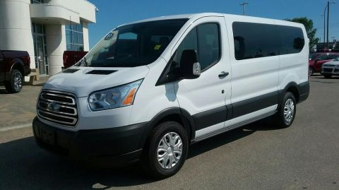 Pre-Owned 2015 Ford Transit Wagon XLT N/A Full-Size Passenger Van