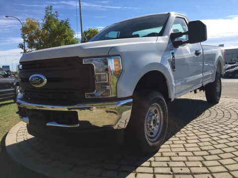 New 2017 Ford Super Duty F-250 SRW XL Four Wheel Drive 2 Door Pickup