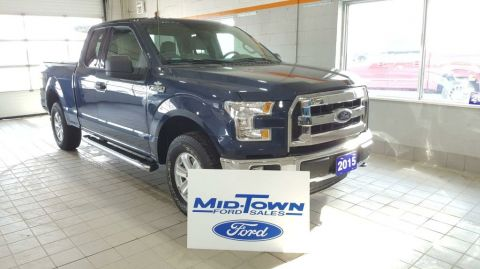 Used 2015 Ford F-150  Four Wheel Drive 4 Door Pickup