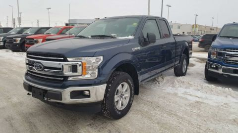 New 2018 Ford F-150 XLT 4WD SuperCab 6.5' Box Four Wheel Drive 4 Door Pickup