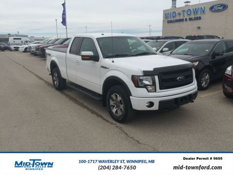 Used 2013 Ford F-150 S/CAB FX4 Four Wheel Drive 4 Door Pickup
