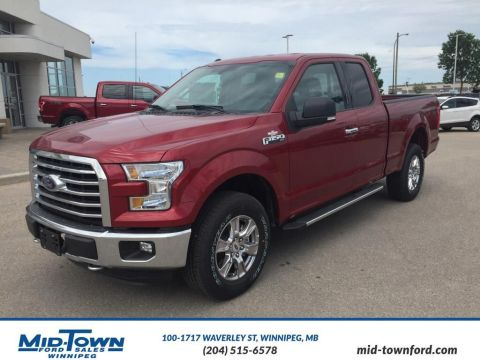 New 2016 Ford F-150 XLT Four Wheel Drive 4 Door Pickup