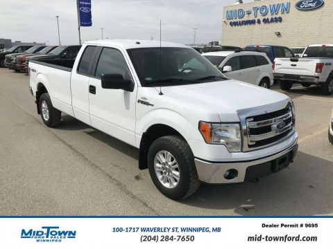 Used 2014 Ford F-150 S/CAB XLT HEAVY PAYLOAD PACKAGE Four Wheel Drive 4 Door Pickup