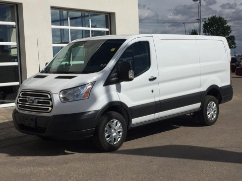 New 2017 Ford Transit Van  Front Wheel Drive Mini-Van Cargo
