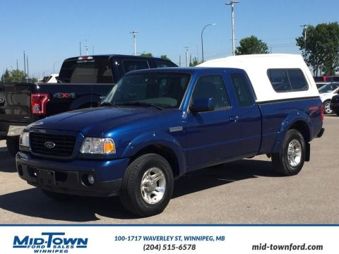 Pre-Owned 2008 Ford Ranger Sport Rear Wheel Drive 4 Door Pickup