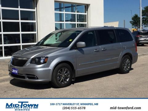Pre-Owned 2014 Chrysler Town & Country S N/A 4 Door Mini-Van Passenger