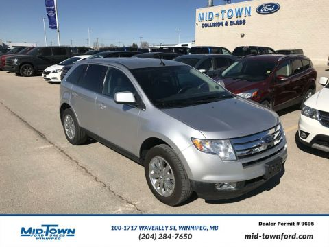 Used 2010 Ford Edge Limited Front Wheel Drive 4 Door Car