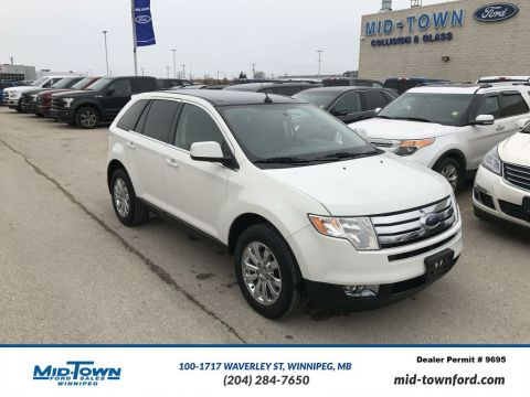 Used 2009 Ford Edge 4dr Limited AWD All Wheel Drive 4 Door Car