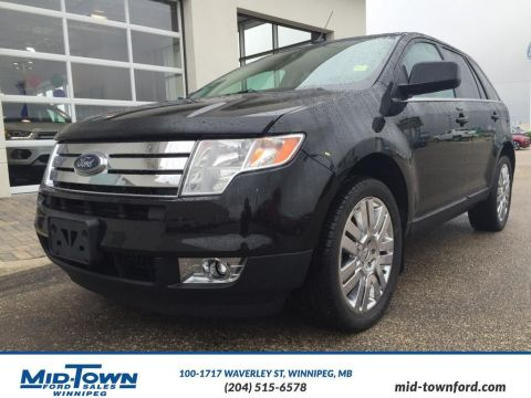 Pre-Owned 2009 Ford Edge Limited Four Wheel Drive 4 Door Car