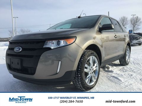 Pre-Owned 2013 Ford Edge SEL All Wheel Drive 4 Door Car
