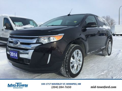 Pre-Owned 2014 Ford Edge Limited All Wheel Drive 4 Door Sport Utility