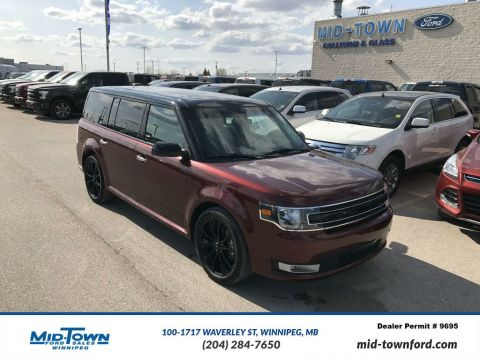 Used 2016 Ford Flex 4dr SEL AWD All Wheel Drive 4 Door Sport Utility