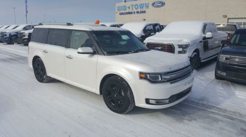Used 2014 Ford Flex 4dr Limited AWD w/EcoBoost All Wheel Drive 4 Door Sport Utility