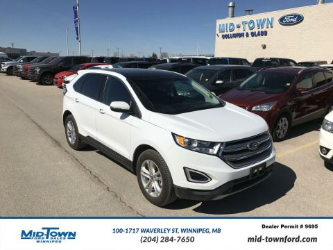 Used 2016 Ford Edge SEL All Wheel Drive 4 Door Sport Utility