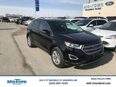 Used 2016 Ford Edge 4dr SEL AWD All Wheel Drive 4 Door Sport Utility