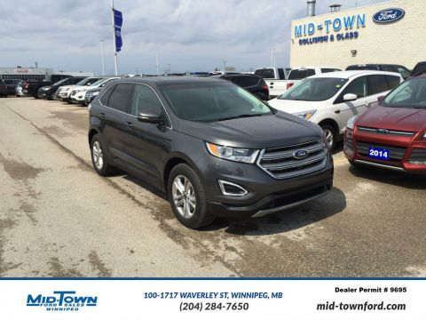 Used 2016 Ford Edge SEL AWD All Wheel Drive 4 Door Sport Utility