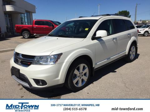 Pre-Owned 2014 Dodge Journey R/T All Wheel Drive 4 Door Sport Utility