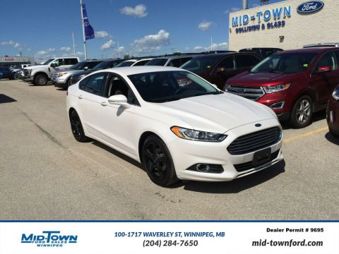 Used 2016 Ford Fusion 4dr Sdn SE FWD Front Wheel Drive 4 Door Car