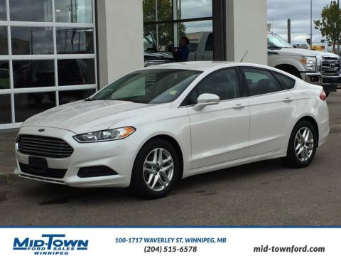 Pre-Owned 2013 Ford Fusion SE Front Wheel Drive 4 Door Car