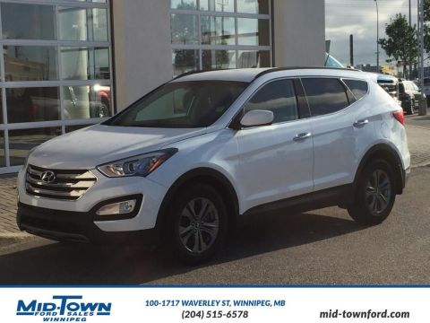 Pre-Owned 2013 Hyundai Santa Fe Luxury All Wheel Drive 4 Door Sport Utility