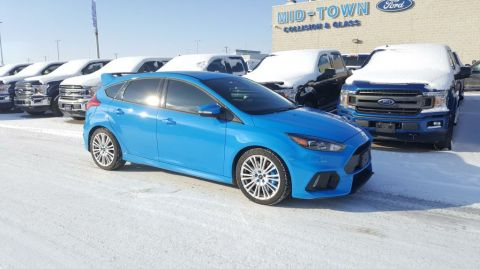 Used 2016 Ford Focus 5dr HB RS All Wheel Drive 4 Door Car