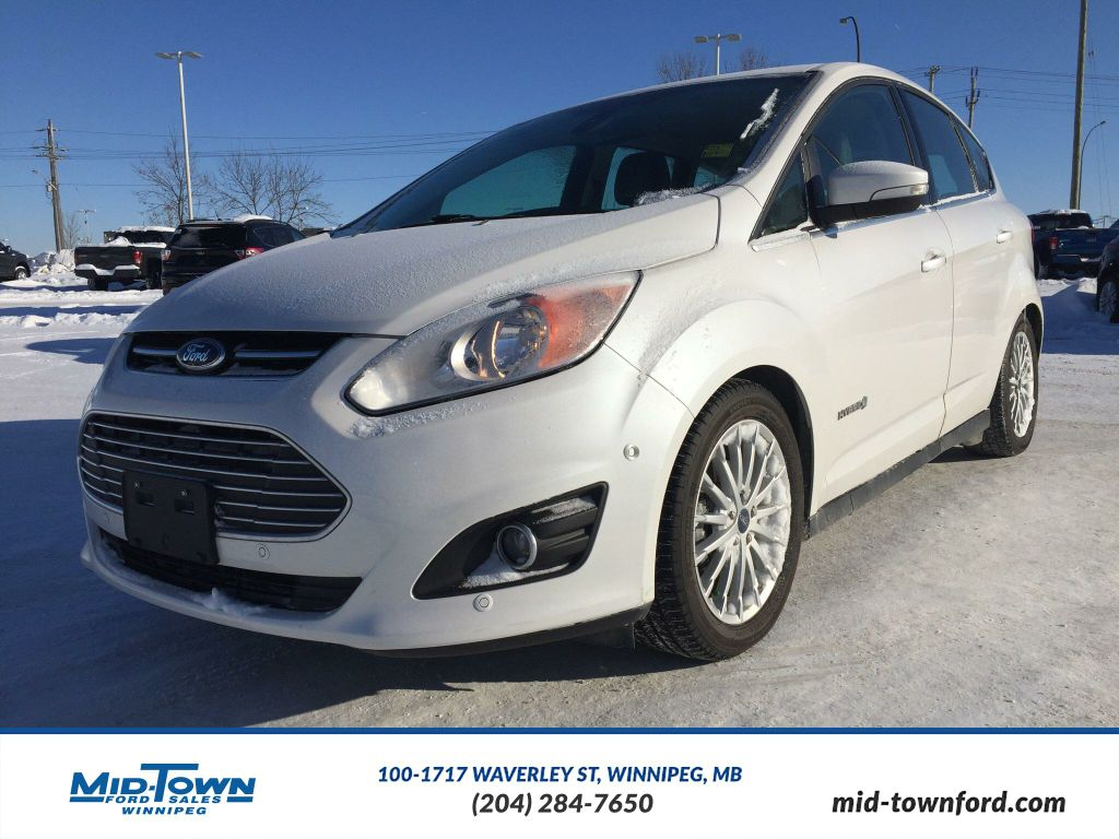 used 2014 ford c max hybrid sel 4 door car in winnipeg 4238 mid town ford. Black Bedroom Furniture Sets. Home Design Ideas