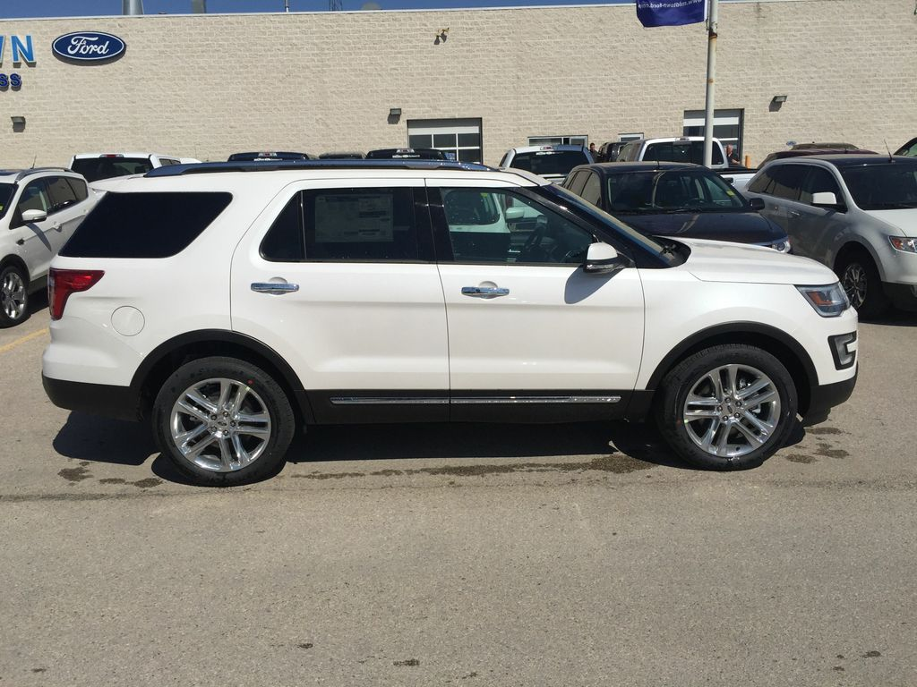 new 2017 ford explorer limited 4wd 4 door sport utility in winnipeg 17k8f17 mid town ford. Black Bedroom Furniture Sets. Home Design Ideas