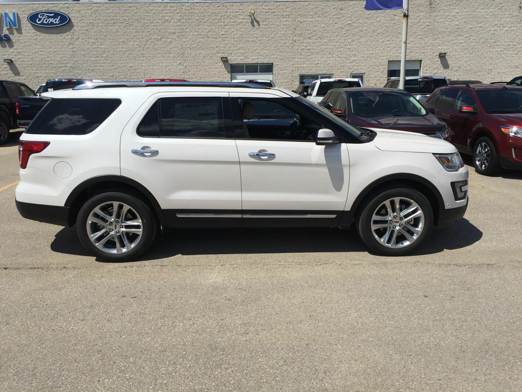 new 2017 ford explorer limited 4wd 4 door sport utility in winnipeg 17k8f25 mid town ford. Black Bedroom Furniture Sets. Home Design Ideas