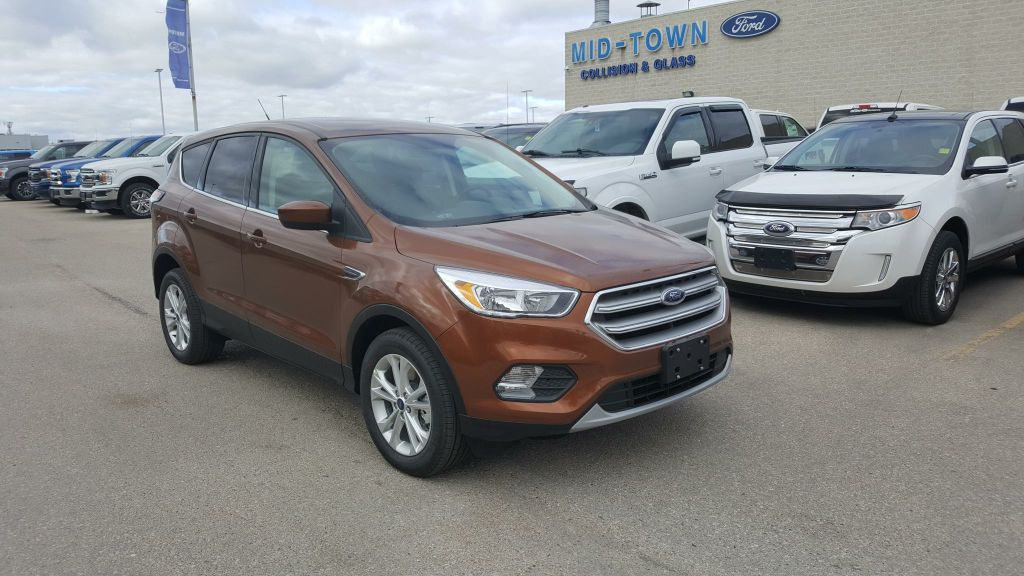 New 2017 Ford Escape SE 4WD 4 Door Sport Utility in Winnipeg #17U9G272 | Mid-Town Ford & New 2017 Ford Escape SE 4WD 4 Door Sport Utility in Winnipeg ... Pezcame.Com