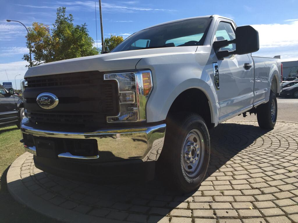 New 2017 Ford Super Duty F-250 SRW XL