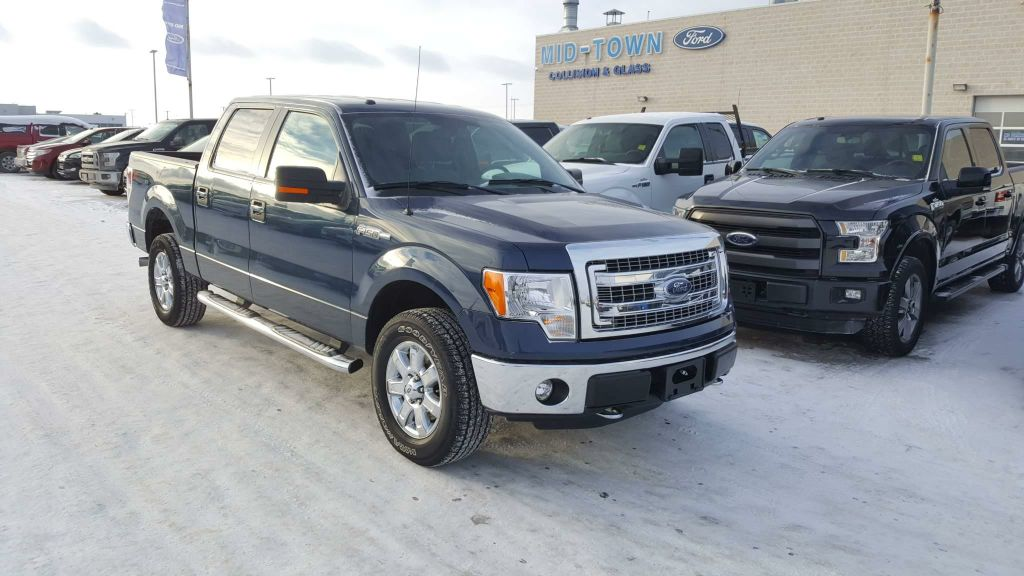 Pre-Owned 2014 Ford F-150 S/CREW XTR