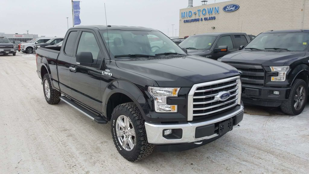 Pre-Owned 2016 Ford F-150 S/CAB XTR
